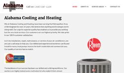 Alabama Cooling and Heating - Eastern